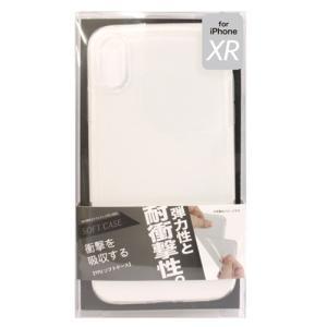 東急ハンズ 【iPhoneXR】 藤本電業 ソフトケース J18M−02CL クリア|hands-net