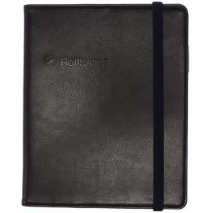 東急ハンズ デルフォニックス(DELFONICS) ロルバーン ポケット付メモカバー L リング用 500597 105 ブラック|hands-net