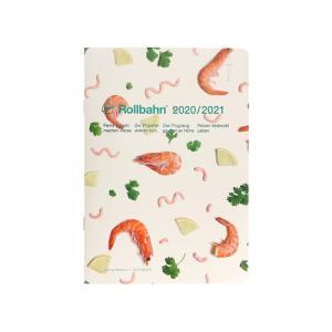 【2020年3月始まり】 デルフォニックス(DELFONICS) ロルバーンノート手帳 eating...