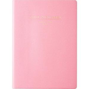 カラー:ピンク 本体サイズ(約):縦210×横148×厚17mm ページ数:本文320ページ 中面仕...