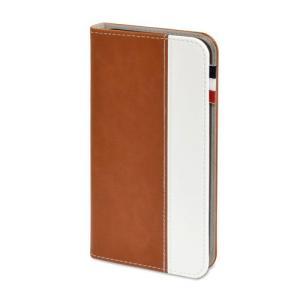 東急ハンズ 【iPhone7Plus】 日本トラストテクノロジー BOOKIP7P ブラウン|hands-net