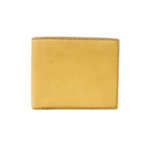 東急ハンズ 送料無料 ブレイリオ V.M.レザー 二つ折り財布 110−40 ナチュラル|hands-net