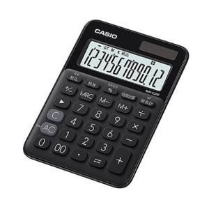 東急ハンズ カシオ(CASIO) カラフル電卓 MW-C20C-BK-N ブラック|hands-net