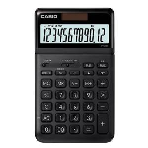 東急ハンズ カシオ(CASIO) スタイリッシュ電卓 JF-S200-BK-N ブラック|hands-net