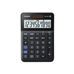 東急ハンズ カシオ(CASIO) 軽減税率/W税率電卓 ミニジャストタイプ MW-100TC-BK-N ブラック|hands-net