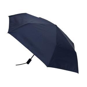 東急ハンズ 送料無料 hands+ 自動開閉 超撥水折りたたみ傘 50cm ネイビーボーダー