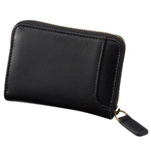 ダンテスカ ミニ財布ラウンドジップ MOD‐10 ブラック 送料無料 東急ハンズ