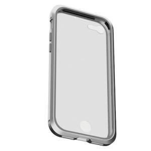 東急ハンズ 【iPhone8/7】 AREA(エアリア) 360STRONG MS−B2G78 シルバー|hands-net