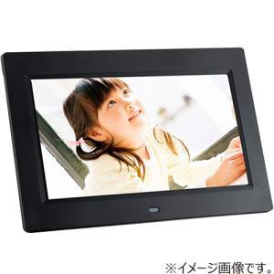 東急ハンズ 送料無料 7インチ 高画質デジタルフォトフレーム HMP717BK 黒|hands-net