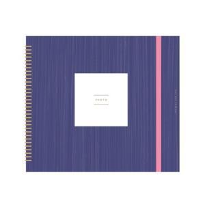 東急ハンズ いろは出版 トイアルバム(TOY ALBUM) GAT−06 ネイビー|hands-net