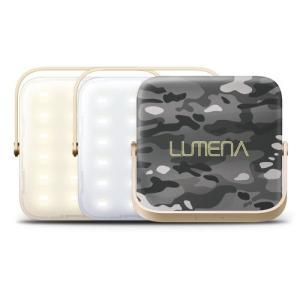 東急ハンズ 送料無料 LUMENA(ルーメナー)7 LEDランタン 迷彩グレイ|hands-net