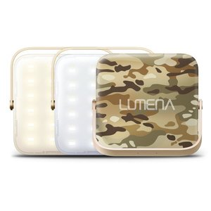 東急ハンズ 送料無料 LUMENA(ルーメナー)7 LEDランタン 迷彩グリーン|hands-net