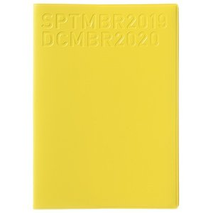 カラー:イエロー 本体サイズ(約):縦216×横154×厚15mm ページ数:本文224ページ 中面...