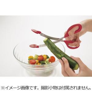 東急ハンズ KAI トング付きキッチンハサミ DH2064|hands-net|04