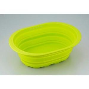シリコーン 洗い桶 グリーン SR−4882 東急ハンズ