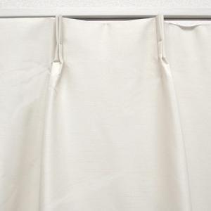 カラー:アイボリー 本体サイズ(約):幅100×丈178cm パッケージサイズ(約):幅25×奥35...