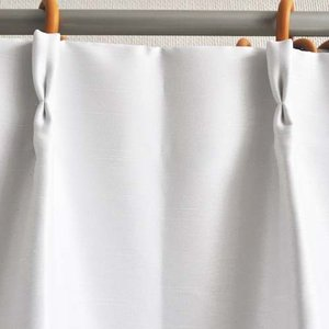 カラー:ホワイト 本体サイズ(約):幅100×丈178cm パッケージサイズ(約):幅25×奥35×...