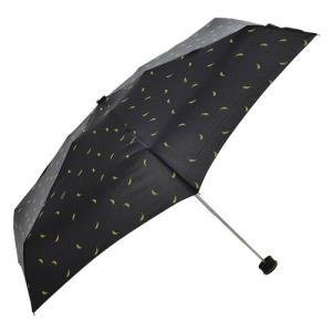 東急ハンズ HUS. スマートデュオ 晴雨兼用折りたたみ傘 54546 バナナ