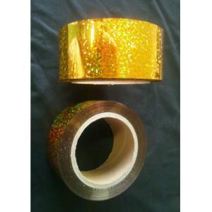 東急ハンズ PA ホログラムメッキテープ ゴールド|hands-net