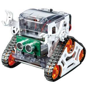 東急ハンズ 送料無料 タミヤ マイコンロボット工作セット(クローラータイプ) 71201−000|hands-net