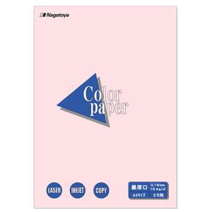 東急ハンズ 長門屋商店 カラーペーパー A4 最厚口 さくら ナ−3519 hands-net