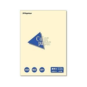 東急ハンズ 長門屋商店 カラーペーパー ナ−8502 ハガキ最厚口 レモン  50枚入 hands-net