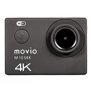 東急ハンズ 送料無料 ナガオカ movio WiFi機能搭載 高画質4K_Ultra HD_アクションカメラ M1034K|hands-net