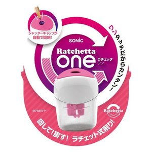 【ポイント10倍】東急ハンズ ソニック ラチェッタワン SK−8810−P ピンク...