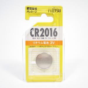 東急ハンズ 富士通 リチウム・コイン電池 CR2016C(B)N|hands-net