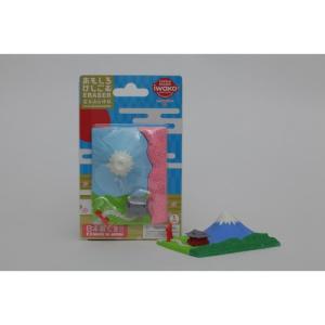 東急ハンズ イワコー BP消しゴム富士山と神社 ER−BRI036 hands-net
