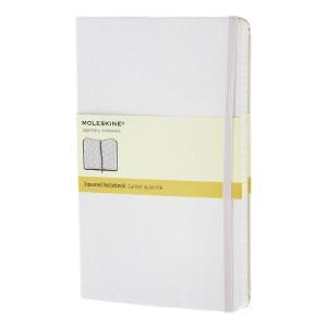 モレスキン カラーノートブック ハードカバー 方眼 ラージ 404827 ホワイト 東急ハンズ