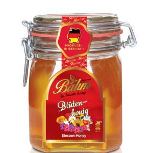 はちみつ 1kg 送料無料 バリム ブロッサムハニー 1kg ドイツ産 百花 蜂蜜 1kg 百花蜜 Balim(バリム)ハニー はちみつ ハチミツ|hands