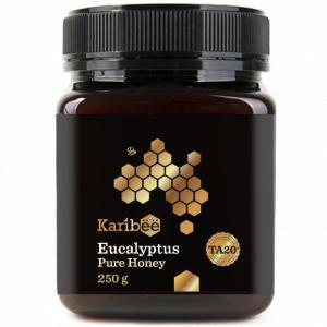 ユーカリハニー TA20+ 250g Karibee キャリビー オーストラリア産 天然蜂蜜 はちみつ ハチミツ|hands
