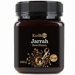 ジャラハニー TA30+ 250g Karibee キャリビー オーストラリア産 低GI 天然蜂蜜 はちみつ ハチミツ|hands