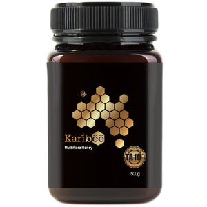 マルチフローラハニー TA10+ 500g Karibee キャリビー オーストラリア産 天然蜂蜜 はちみつ ハチミツ|hands