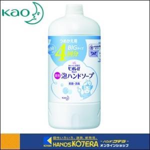 【Kao  花王】ビオレu泡ハンドソープポンプ詰替用 800ml [313218]