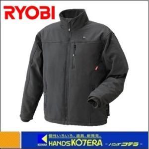 【RYOBI リョービ】充電式ヒートジャケット BHJ-BM 黒色 本体のみ Mサイズ|handskotera