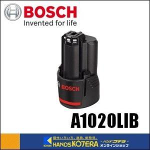 【BOSCH  ボッシュ】純正部品 10.8Vリチウムイオンバッテリー A1020LIB 2.0Ah|handskotera