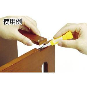 【コニシ(株)】 瞬間接着剤 ボンドアロンアルファNO.3プロ 20g BAANO320|handskotera|02