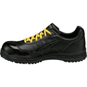 【asics アシックス】 静電気帯電防止靴 ウィンジョブE50S 黒×黒 FIE50S.9090|handskotera|04