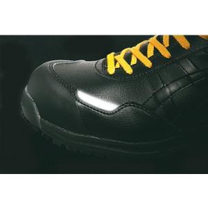 【asics アシックス】 静電気帯電防止靴 ウィンジョブE50S 黒×黒 FIE50S.9090|handskotera|06