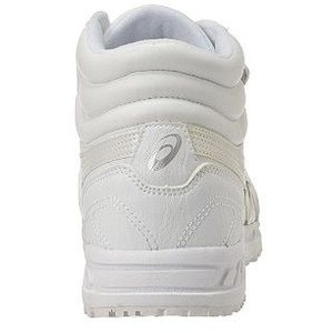 【在庫限り】【asics アシックス】作業用靴 安全スニーカー ウィンジョブ53S ホワイト×パールホワイト FIS53S.0100|handskotera|04