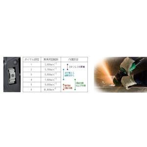 【日立工機 HITACHI】 電子ディスクグラインダー 125mm径 G13VE 無段変速 単相 100V|handskotera|05