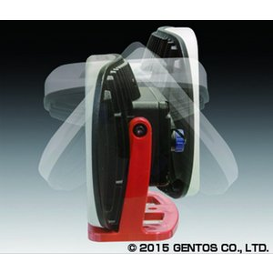 【GENTOS ジェントス】 COB LEDワークライト LED作業灯 GZ-301 1300ルーメン AC電源/充電池兼用|handskotera|05