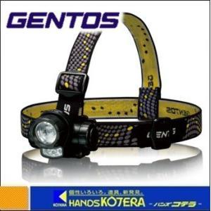 【GENTOS ジェントス】 LEDヘッドライト449 HLX-449 95ルーメン 単4電池3本使用 handskotera
