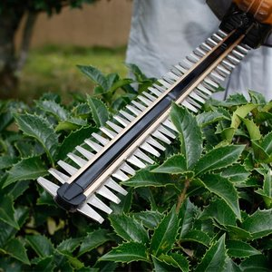 【RYOBI リョービ】 ヘッジトリマ HT-5040 超高級刃 刈込幅:500mm handskotera 04