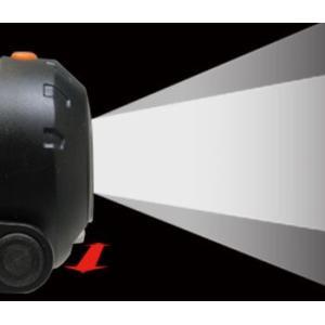 【在庫あり】【GENTOS ジェントス】 ヘッドウォーズ999H LEDヘッドライト HW-999H 230ルーメン|handskotera|02