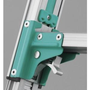 【代引き不可】【ハセガワ長谷川】Hasegawa RYZ1.0型 はしご兼用伸縮式脚立 100kg 1.31〜1.63m RYZ1.0-15|handskotera|02