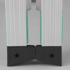 【代引き不可】【ハセガワ長谷川】Hasegawa RYZ1.0型 はしご兼用伸縮式脚立 100kg 1.31〜1.63m RYZ1.0-15|handskotera|03