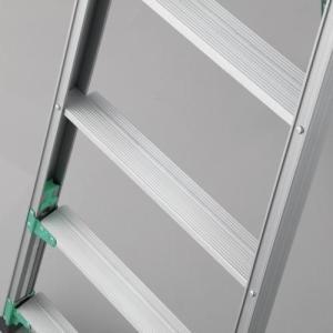 【代引き不可】【ハセガワ長谷川】Hasegawa RYZ1.0型 はしご兼用伸縮式脚立 100kg 1.31〜1.63m RYZ1.0-15|handskotera|05